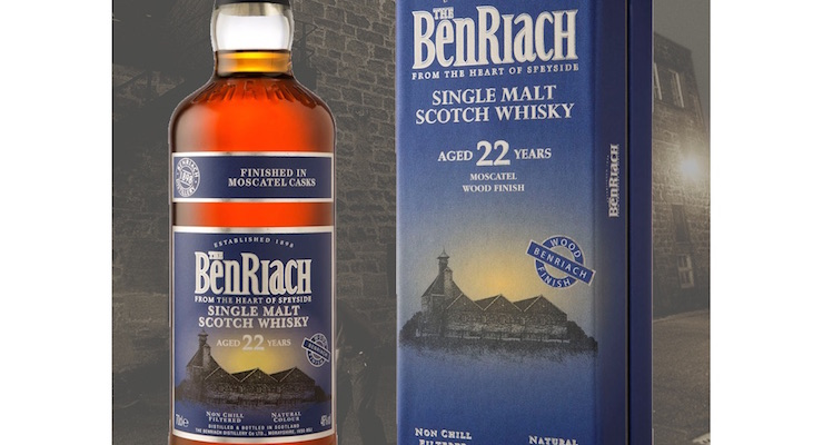 BenRiach / 22 Year Old Moscatel Finish £145.00