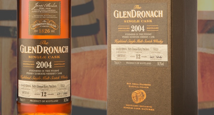 Glendronach / Batch 14 / 12 Year Old Cask # 5523 £75.99