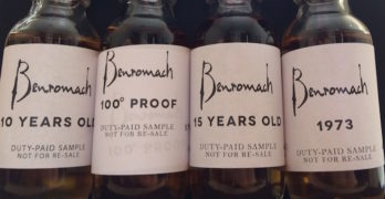 The Benromach Tweet Tasting – History In The drinking!
