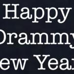 Happy Drammy New Year!