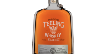 Sampling The Teeling Vintage Reserve Collection 24 Year Old – A Taste Bud Package To Die For!
