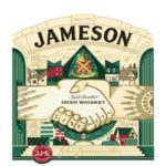 Jameson Unveils Sixth Limited Edition Bottle For St. Patrick's Day!