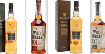 The Glen Grant & Wild Turkey Twitter Tasting – Which One Would Tickle Your tastebuds?