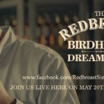 Join Us For A Redbreast Rare Tasting on Facebook LIVE!