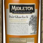 Irish Distillers' Prestige Whiskies Win Double Platinum!