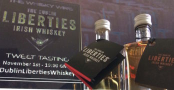 Taking a Liberty? Oh Yes! Tweet Tasting Dublin Liberties Whiskies!