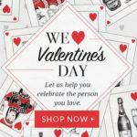The Whisky Exchange – We love Valentine's Day!