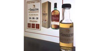 Whisky Flash Blog: Sampling The Singleton Malt Master's Selection!