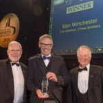 Congratulations To Alan Winchester – ISC 2018 Lifetime Achievement Award Winner!