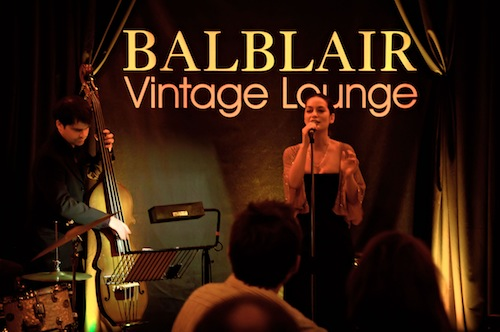 Balblair Vintage Lounge launch