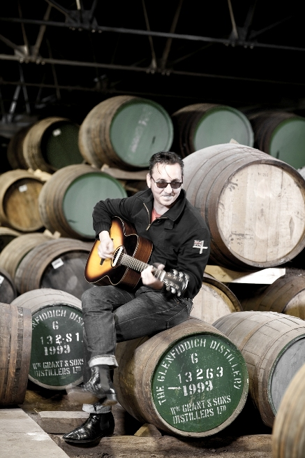 Richard Hawley And Glenfiddich