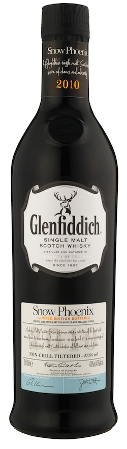 Snow Phoenix - Glenfiddich makes a Dram out of a Crisis!