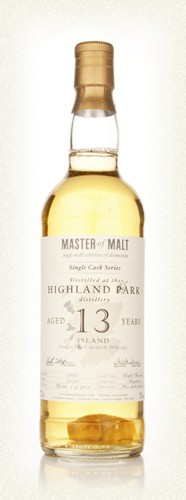 Highland Park 13 Year Old - Single Cask