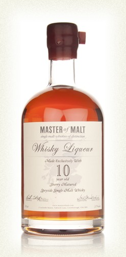 The New Master of Malt Whisky Liqueur