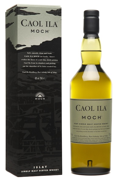 The New Caol Ila Moch ('Dawn') Bottling