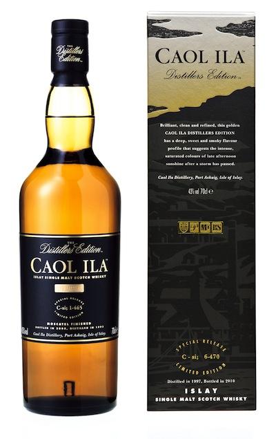 Caol Ila Wins Best Single Malt Accolade