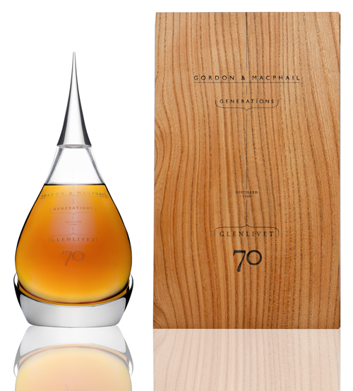 The Glenlivet 70 Year Old Scotch Whisky